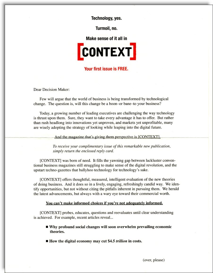 context-magazine-direct-mail-letter-1