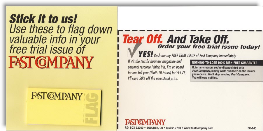 fast-company-flag-direct-mail-reply-card