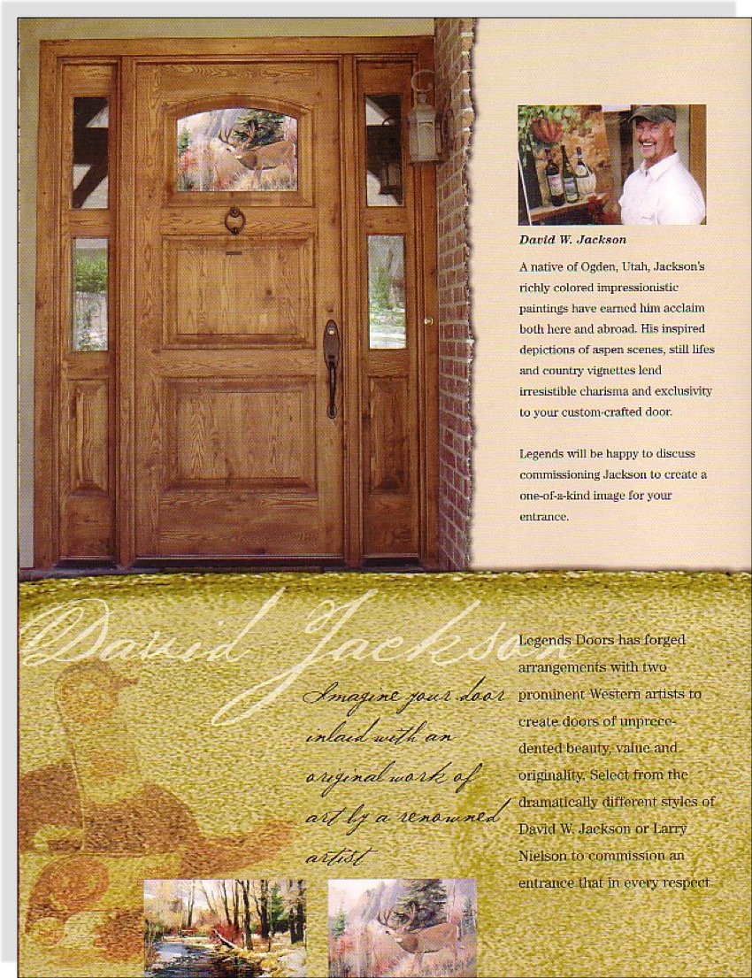 Legends Doors Brochure 4