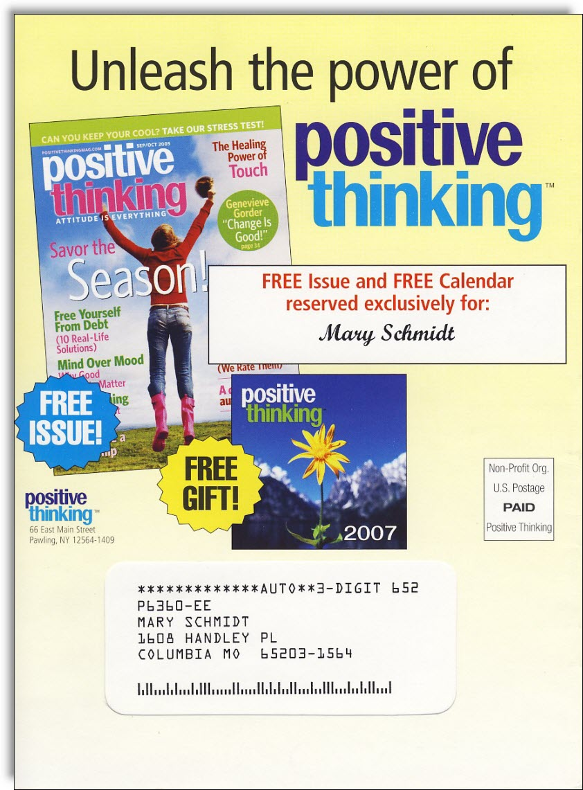 positive-thinking-self-mailer-address-side