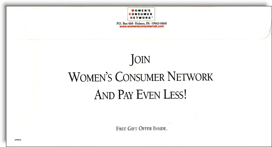 womens-consumer-network-direct-mail-envelope-back